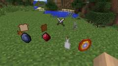 Gods Sacred Items [1.7.2] pour Minecraft