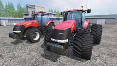 Case IH Magnum CVX 380 twin pack shader v1.2b pour Farming Simulator 2015