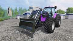 Deutz-Fahr Agrotron 7250 Forest Queen v2.0 purpl