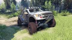 Ford Raptor Pre-Runner v1.1 monster für Spin Tires
