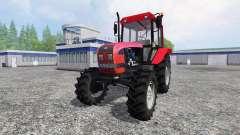 Biélorussie-1025.3 machine