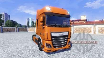 DAF XF Euro 6 pour Euro Truck Simulator 2