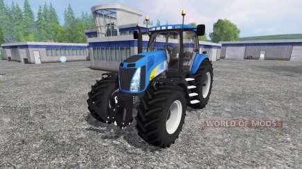 New Holland T8.020 v4.0 für Farming Simulator 2015