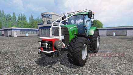 Case IH Puma CVX 160 Passion Paysage für Farming Simulator 2015