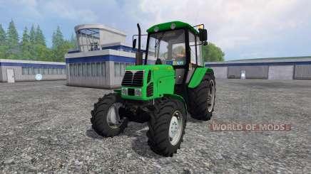 Le biélorusse 820.3 v2.0 pour Farming Simulator 2015