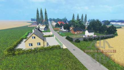 Benz North West Mecklenburg v0.9 Beta pour Farming Simulator 2015