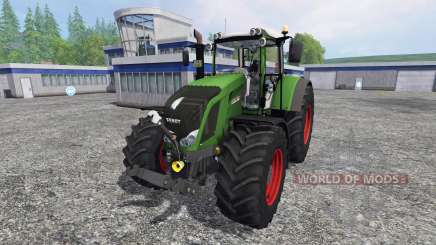 Fendt 828 Vario full fix für Farming Simulator 2015