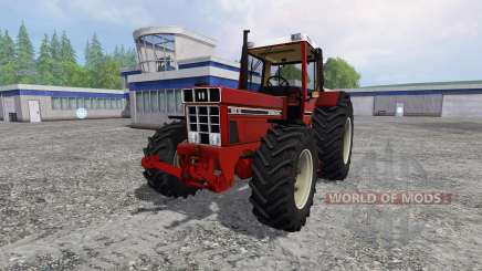 Case IH IHC 1255 XL für Farming Simulator 2015
