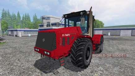 K-744 P3 Kirovets v2.0 pour Farming Simulator 2015