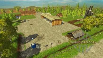 Geändert B'ornhol bin für Farming Simulator 2015