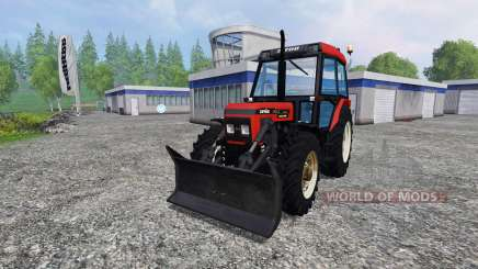 Zetor 7340 Turbo für Farming Simulator 2015