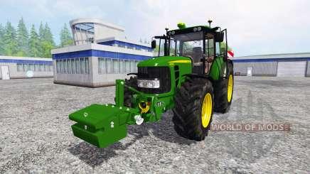John Deere 6930 Premium [fixed] pour Farming Simulator 2015