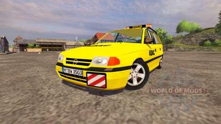 Opel Astra Caravan ADAC für Farming Simulator 2013