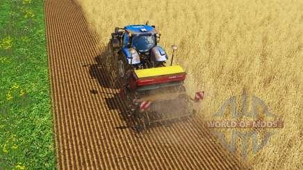 Bodenbearbeitung und Aussaat für Farming Simulator 2015