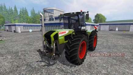 CLAAS Xerion 3800 Trac VC v2.0 pour Farming Simulator 2015