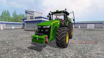 John Deere 8310R pour Farming Simulator 2015