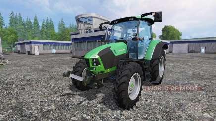 Deutz-Fahr 5110 TTV v1.2.1 für Farming Simulator 2015