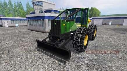 John Deere 548H pour Farming Simulator 2015