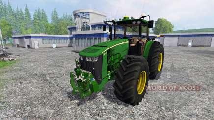 John Deere 8370R Full für Farming Simulator 2015