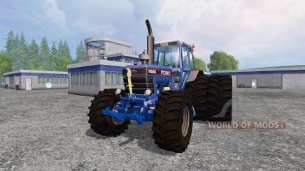 Ford 8630 pour Farming Simulator 2015