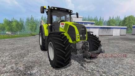 CLAAS Axion 850 v3.0 pour Farming Simulator 2015