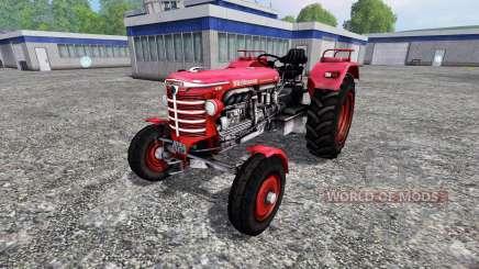Hurlimann D110 pour Farming Simulator 2015