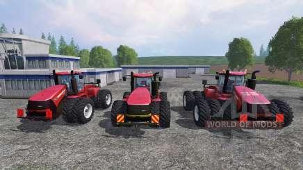 Case IH Steiger 620 [pack] für Farming Simulator 2015