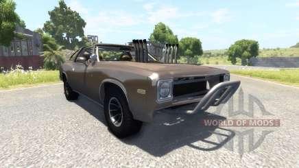 Bruckell Moonhawk [pack] pour BeamNG Drive