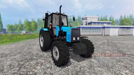 MTZ-1221.2 v2.0 pour Farming Simulator 2015
