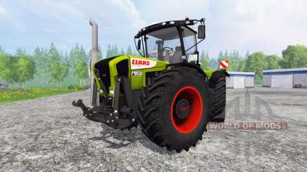 CLAAS Xerion 3300 TracVC [washable] v2.0 für Farming Simulator 2015