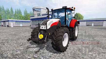Steyr Profi 4130 CVT v1.1 für Farming Simulator 2015