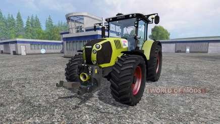 CLAAS Arion 650 v1.5 für Farming Simulator 2015