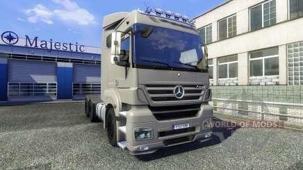 Mercedes-Benz Axor für Euro Truck Simulator 2