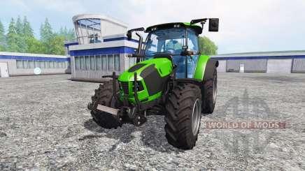 Deutz-Fahr 5120 TTV v2.0 pour Farming Simulator 2015