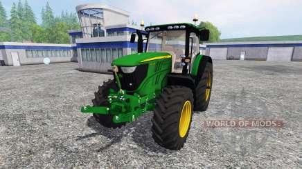 John Deere 6210R pour Farming Simulator 2015