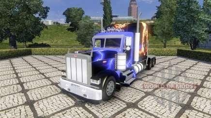 Peterbild 379 new skin für Euro Truck Simulator 2