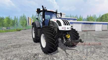 Steyr CVT 6230 grey pour Farming Simulator 2015