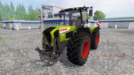 CLAAS Xerion 3300 TracVC pure power für Farming Simulator 2015