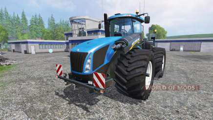 New Holland T9.560 blue pour Farming Simulator 2015