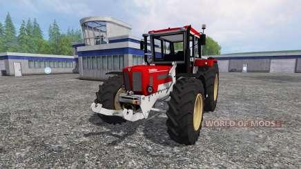 Schluter 1250 TVL Compact rot für Farming Simulator 2015