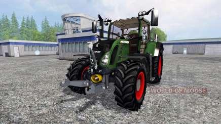 Fendt 512 Vario pour Farming Simulator 2015