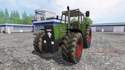Fendt Favorit 611 LSA für Farming Simulator 2015