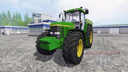 John Deere 7810 FW real turbine sound v1.1 pour Farming Simulator 2015