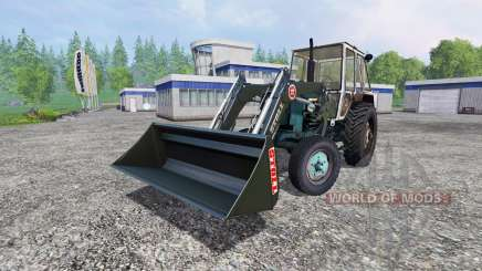 UMZ-CL loader pour Farming Simulator 2015