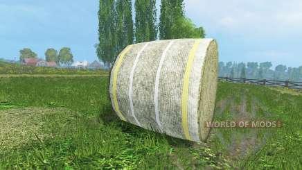 Neue Texturen heuballen für Farming Simulator 2015