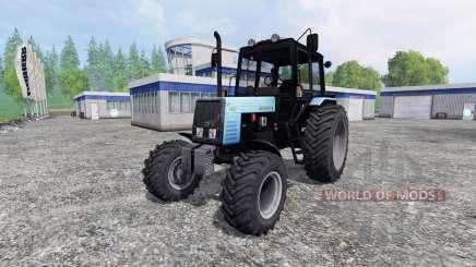 MTZ Belarus 1025 v2.0 für Farming Simulator 2015