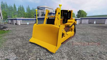 Caterpillar D7R pour Farming Simulator 2015