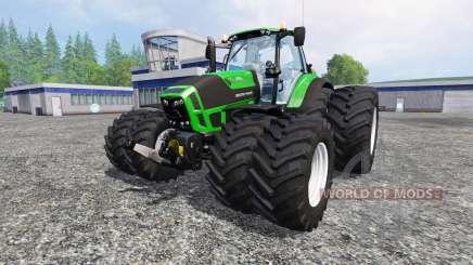 Deutz-Fahr Agrotron 7250 texture fix pour Farming Simulator 2015
