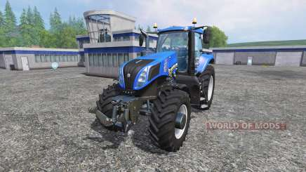 New Holland T8.435 Super pour Farming Simulator 2015