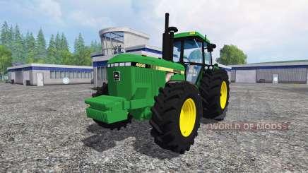 John Deere 4850 v2.0 für Farming Simulator 2015
